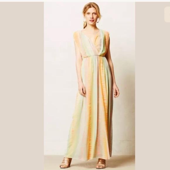 Anthropologie Dresses & Skirts - Anthropologie Lil Petites maxi dress
